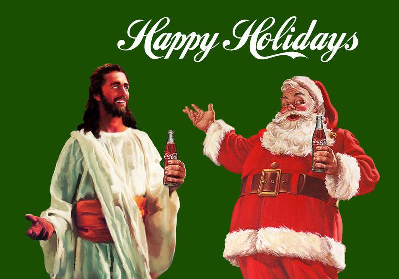 Christmas Card by quartertofour