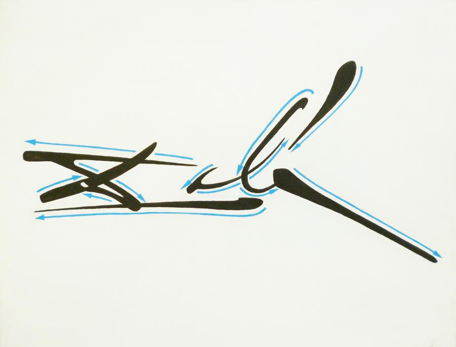 How to Fake Salvador Dali's Signature by quartertofour on ...