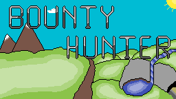 Bounty Hunter Cover art (NOT FINAL) by Ninjypuppy2