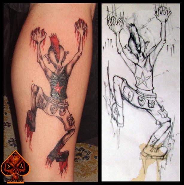 Punk by DarkArtsColective