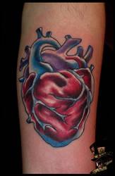 New school Heart by DarkArtsColective
