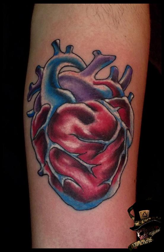 New school Heart