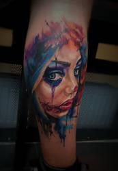 Clown girl by DarkArtsColective