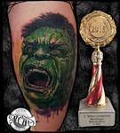 Hulk by DarkArtsColective