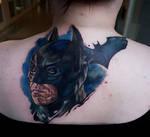 Batman coverup by DarkArtsColective
