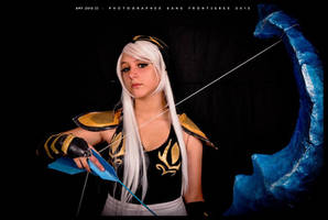 The frost Archer ~ Ashe