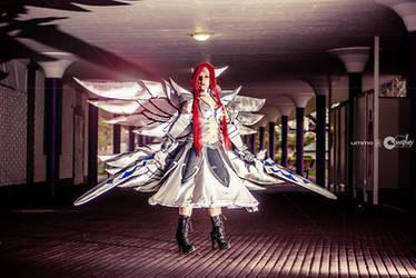 Erza Titania - Fairy tail