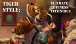Master Tigress motivation