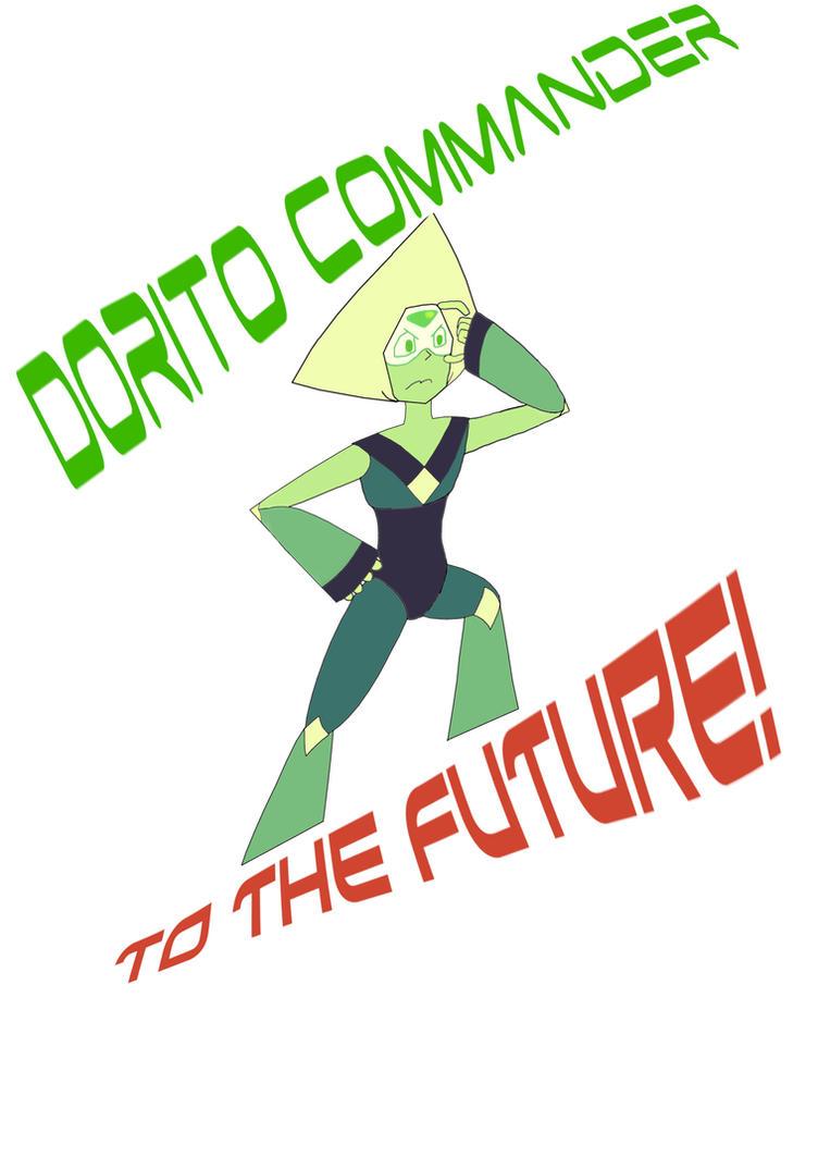 Dorito Commander - To the Future! by Ja-The-Shadow-Hunter