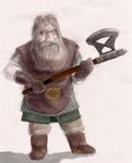 Young dwarf by emir0