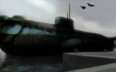 Russian uboat by emir0