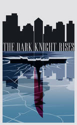 The Dark Knight Rises poster by emir0
