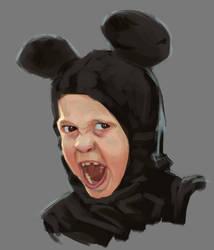 Mickey boy by emir0
