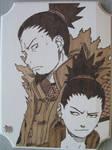 Shikamaru and Father