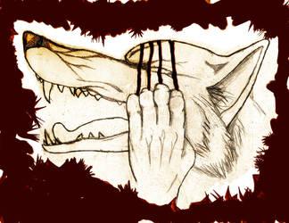 Cliche Werewolf thingy