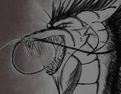 Dragon Memory Sketch