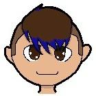 Colored pixel-ish Blake by CrossCrimson