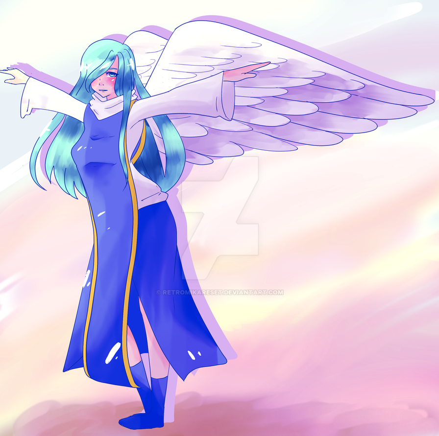 Sapphire ( Request ) by RetroMikaReset