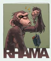 Rhama by bib0un