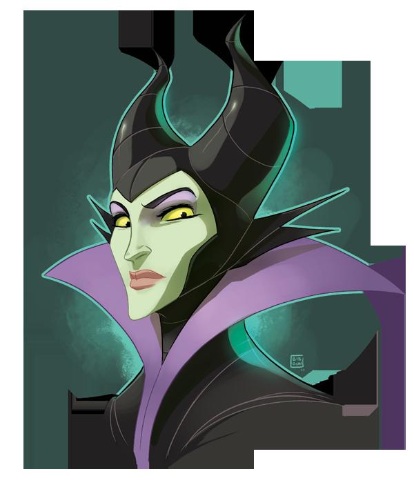 Maleficent By Bib0un On Deviantart