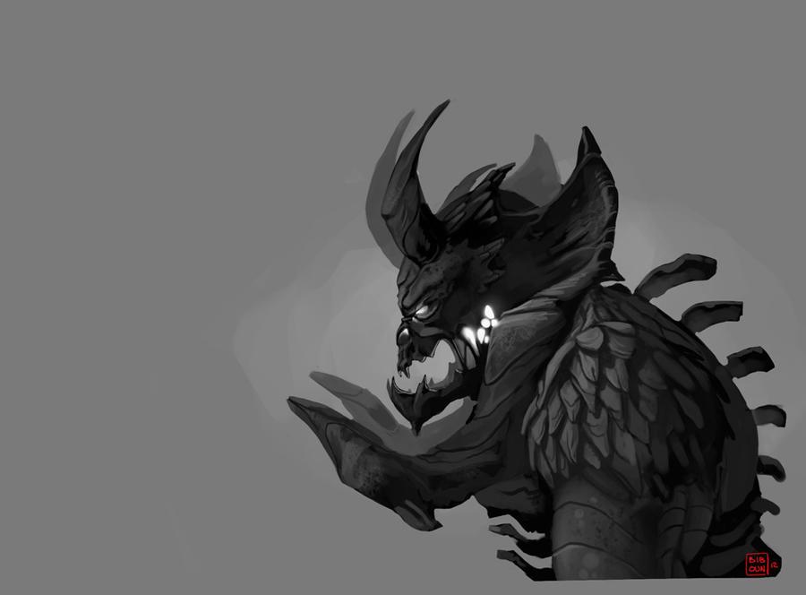 Demon by bib0un
