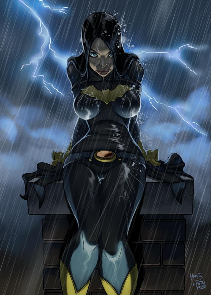 Batgirl by bib0un