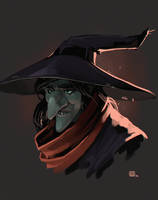 Witch by bib0un