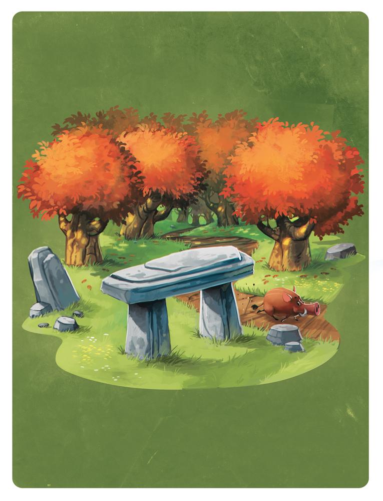 Forest - LUTECE by bib0un