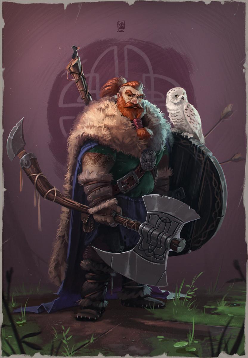 Viking by bib0un
