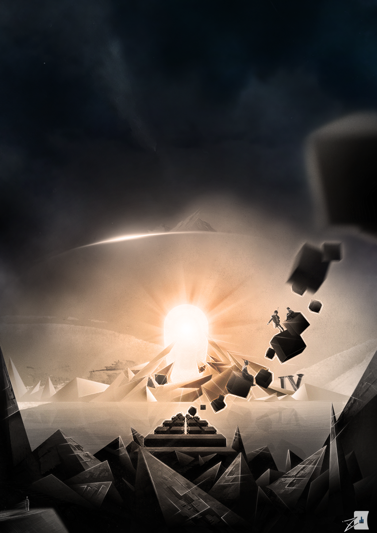Dystopia's Wrath by djzoulou