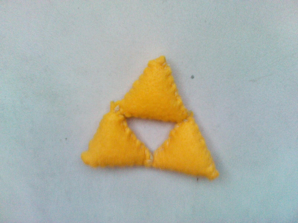 Triforce by mirageant