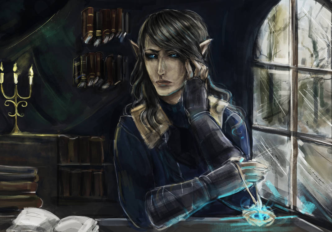 Vherin: Wanderlust by SynAethra