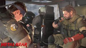 Cue Metal Gear [SFM]