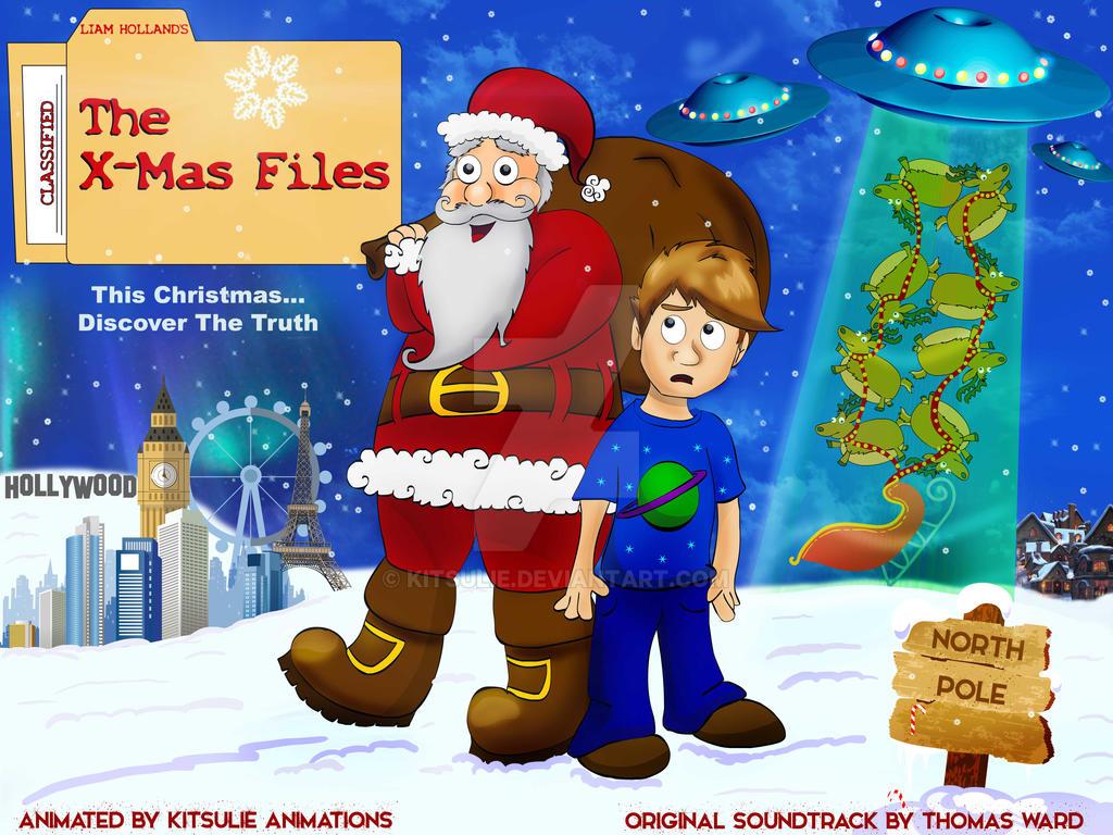 The X-Mas Files Movie by Kitsulie
