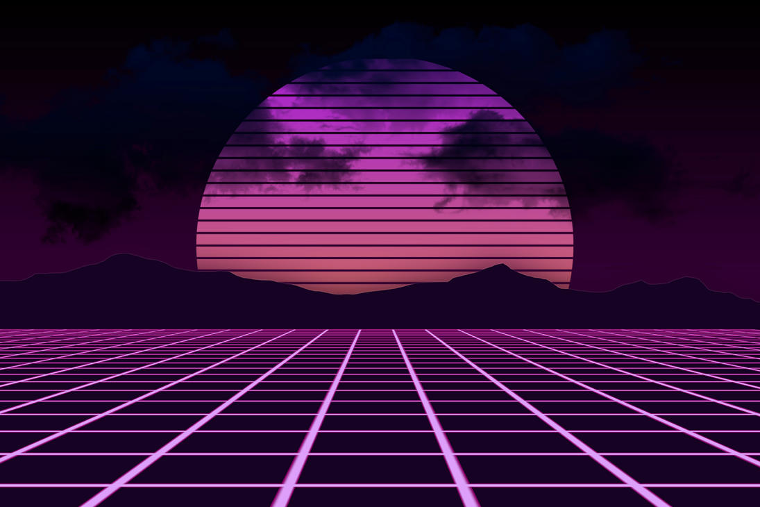 Retro Wave Attempt by DollarDays