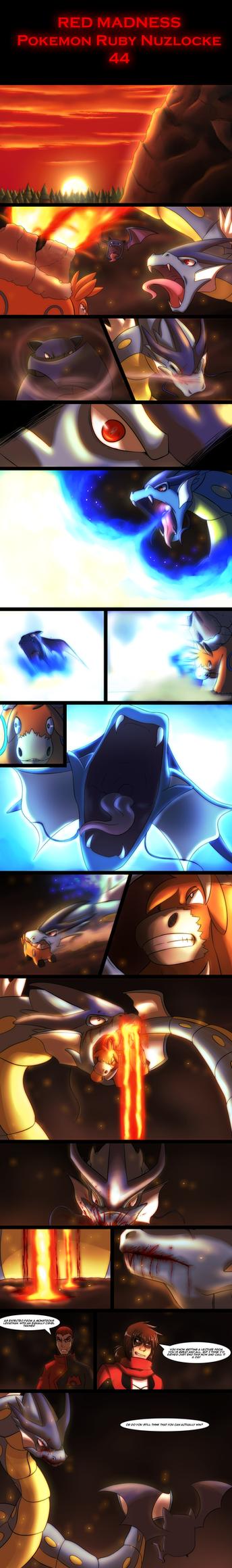 Pokemon Ruby Nuzlocke - 44 by Mad-Revolution