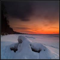Winter at Simcoe by IgorLaptev