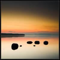 Calm of the Lake Superior by IgorLaptev