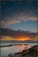 Dead Sea in December by IgorLaptev