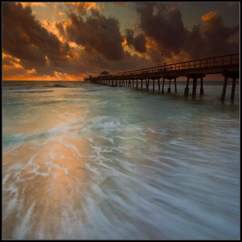 Morning in Florida by IgorLaptev