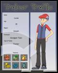 Trainer Profile - Lucas