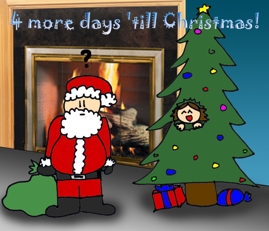 how many more days till christmas