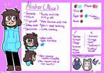 Alister/Alice Ref Sheet 2k17 (27/9/17)