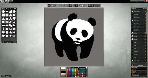APB - WWF Panda Logo