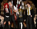 Disney at Hogwarts: 1/8
