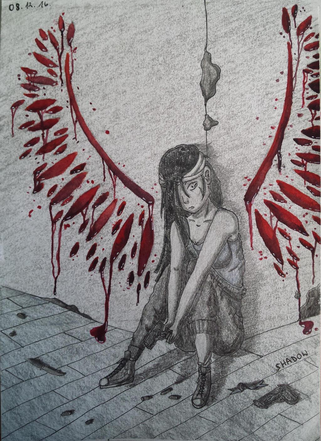 Kill or be killed? by xShadowArt