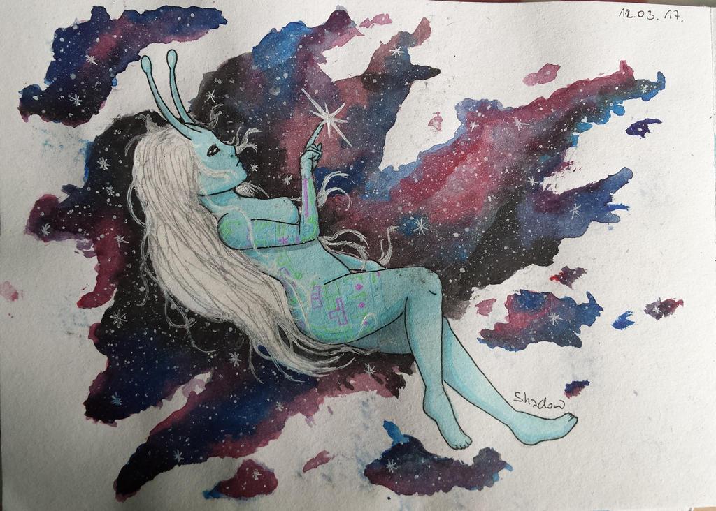 Alien by xShadowArt