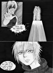 .flow Fan Comic Prologue Page 2