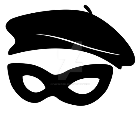 Pulp-Action Gal Logo