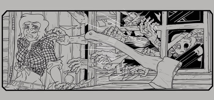 Connect Panel Uncolored